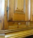 Antiker Barock Schrank