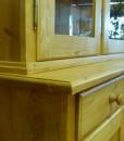 Küchenschrank Fichte massiv restauriert