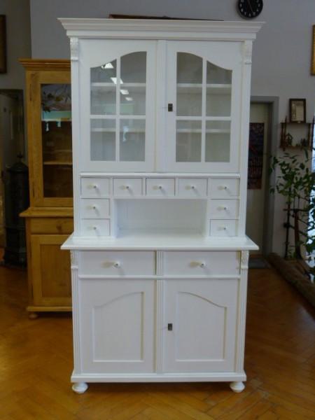 Küchenschrank weiß