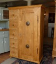 Antiker Brotschrank