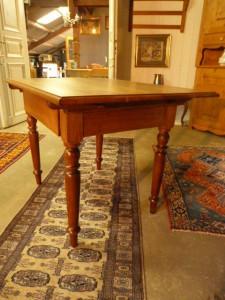 Antiker Tische Eiche um 1880 Gründerzeit
